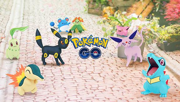 Le Pokédex de <em>Pokémon GO</em> s'agrandit