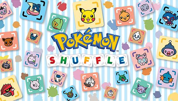 <em>Pokémon Shuffle</em> célèbre ses deux ans!