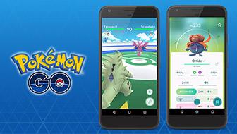 Cinq nouvelles raisons de jouer à Pokémon GO