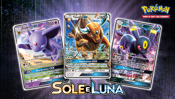 Pokémon-<em>GX</em> eccezionali per la tua raccolta