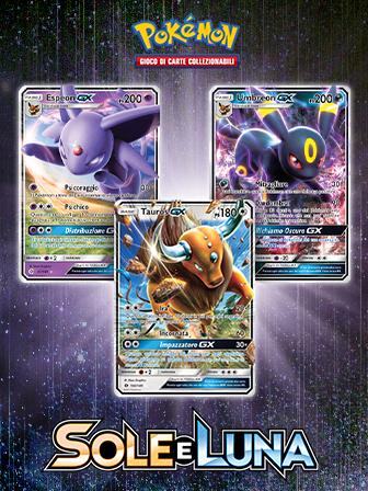 Pokémon-GX eccezionali per la tua raccolta