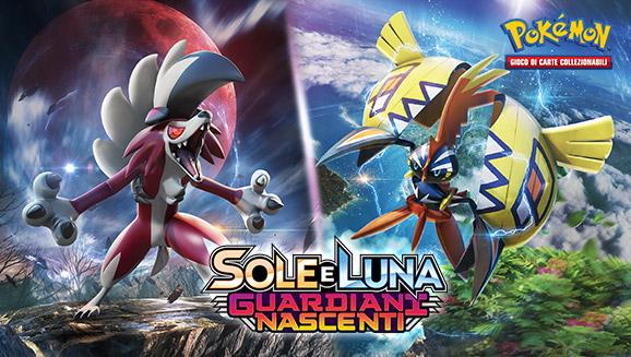 Preparati alla lotta con l'espansione <em>Sole e Luna - Guardiani Nascenti</em>!