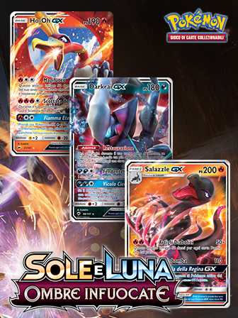 Tre Pokémon-GX in agguato nell'oscurità!
