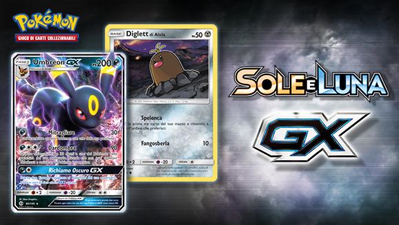Grandi novità nella serie <em>Sole e Luna</em> del GCC Pokémon!