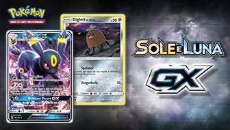 Grandi novità nella serie Sole e Luna del GCC Pokémon!