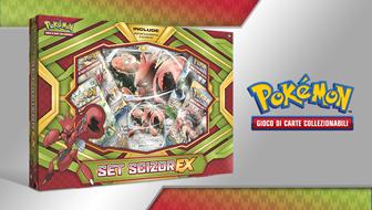 Fai a fettine il tuo avversario con Scizor-EX!