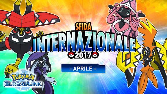 Le iscrizioni alla Sfida internazionale di aprile 2017 stanno per concludersi!