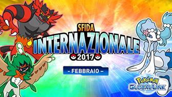 Ecco le classifiche della Sfida internazionale di febbraio 2017!