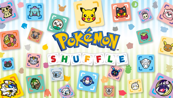 I Pokémon di Alola arrivano su <em>Pokémon Shuffle</em>!