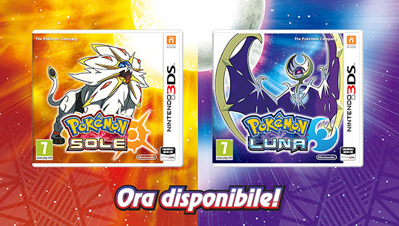 Immergiti nella regione di Alola in <em>Pokémon Sole</em> e <em>Pokémon Luna</em>!