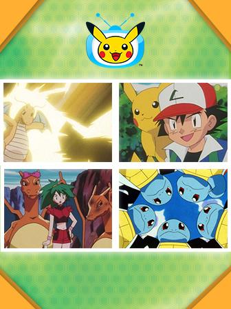 I nostri eroi sono diretti a Johto su TV Pokémon!