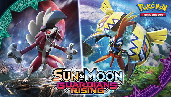 Pokémon TCG: <em>Sun & Moon—Guardians Rising</em>