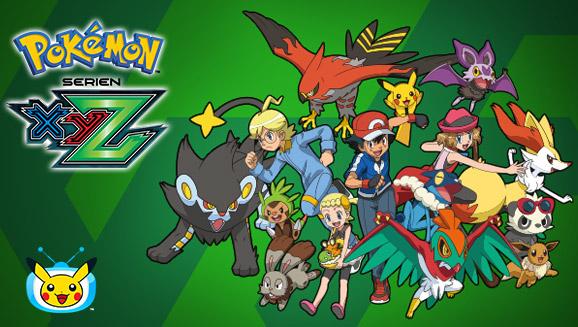 Se Pokémon-TV nå!