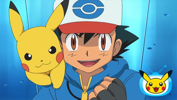 Kijk nu naar Pokémon-tv!