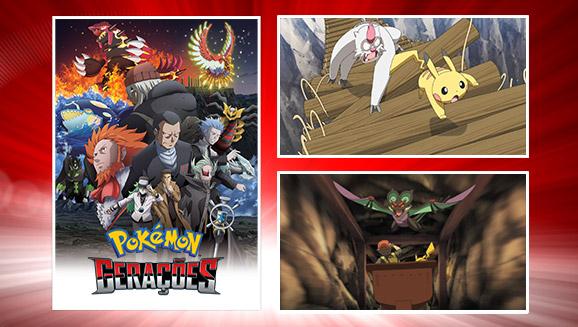 TV Pokémon: <em>Pokémon Gerações</em>