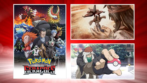 <em>Pokémon Gerações</em> na TV Pokémon!