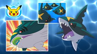 TV Pokémon: Semana de Sharpedo