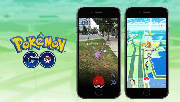 Прикольные фотографии с <em>Pokémon GO</em>!