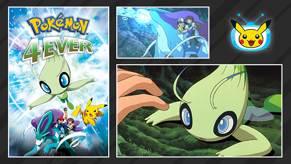 Pokémon 4Ever - Celebi: Skogens Röst