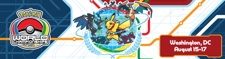 2014 Pokémon World Championships