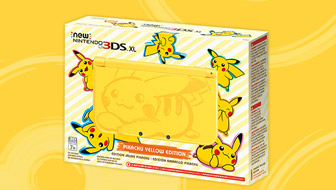 A Shockingly Cute New Nintendo 3DS XL
