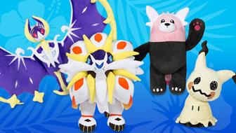 Shop at the Pokémon Center!