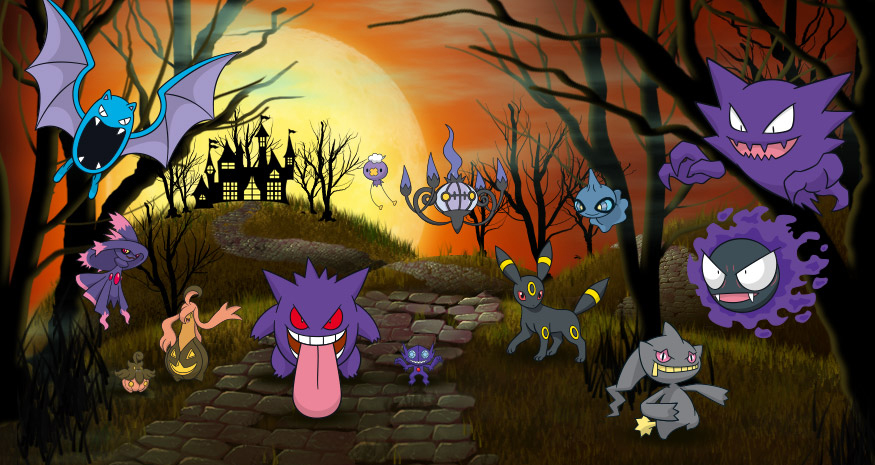 halloween pokemon com