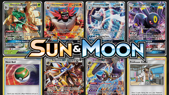 Browse the Cards of Sun & Moon