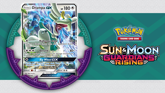 <em>Sun & Moon—Guardians Rising</em> Card Highlights