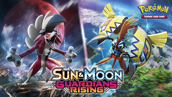 Rise to Battle with <em>Sun & Moon—Guardians Rising</em>!