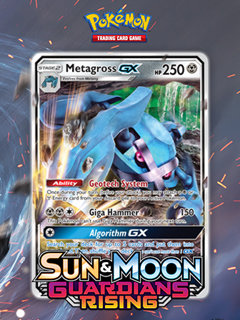 Mix It Up with Metagross-GX