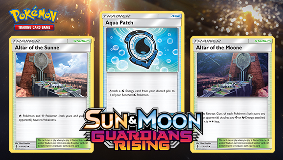 Trainers for All Types in <em>Sun & Moon—Guardians Rising</em>