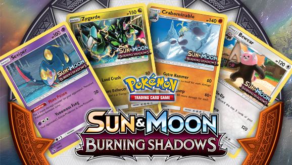 An Early Look at <em>Sun & Moon—Burning Shadows</em>