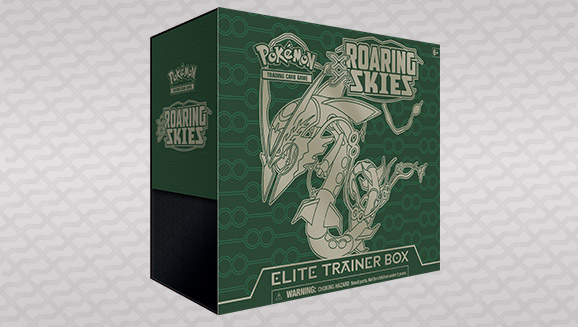 Pokémon TCG: <em>XY—Roaring Skies</em> Elite Trainer Box