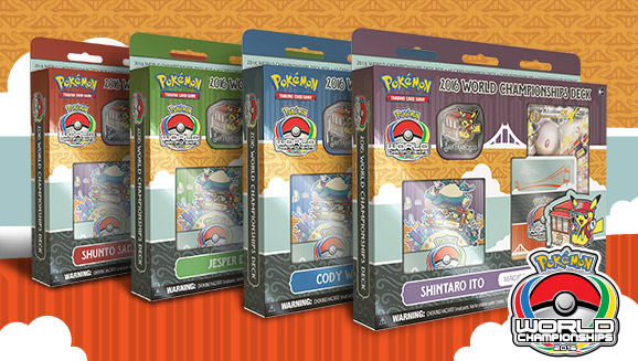 2016 Pokémon TCG World Championships Deck