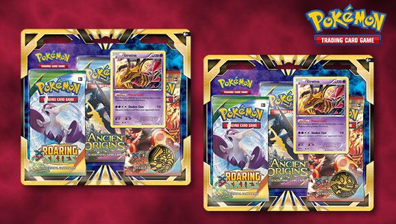 Pokémon TCG: Giratina 3-Pack Blister