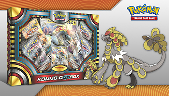 Pull No Punches with Kommo-o