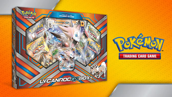Welcome the Sun with Lycanroc-GX!