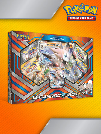 Welcome the Sun with Lycanroc-<em>GX</em>!
