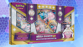 Pokémon TCG: Mega Diancie-<em>EX</em> Collection