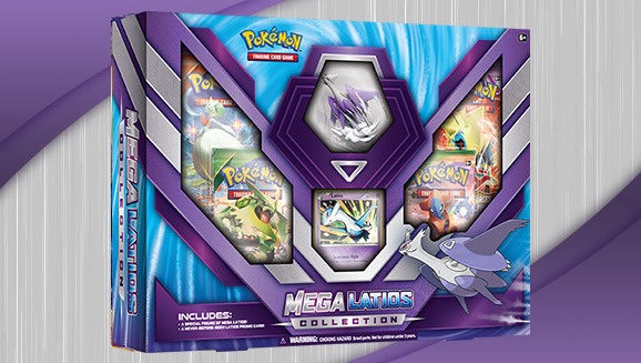 Pokémon TCG: Mega Latios Collection
