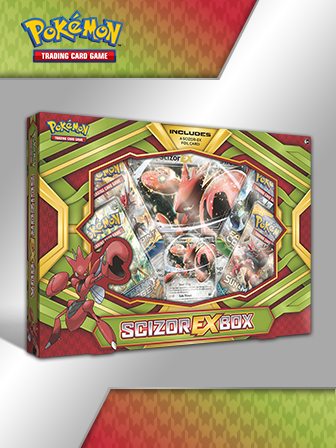 Cut Down the Competition with Scizor-EX