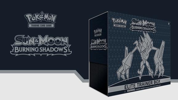 Burn Bright with the Latest Pokémon TCG Elite Trainer Box