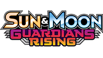 Pokémon TCG: Sun & Moon—Guardians Rising