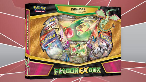 Pokémon TCG: Flygon-<em>EX</em> Box