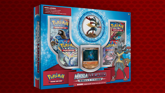 Pokémon TCG: Mega Lucario Collection