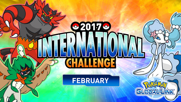 The 2017 International Challenge February Is Under Way