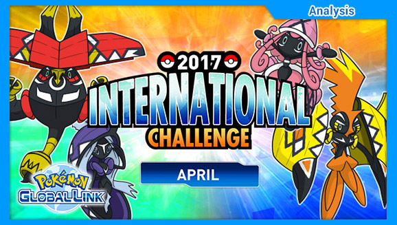 Sign Up Now for the 2017 International Challenge April