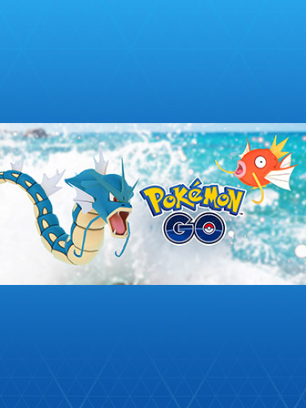 Make a Splash in Pokémon GO