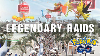 Legendary Pokémon Arriving Soon in Pokémon GO